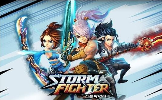 Storm Fighter 5