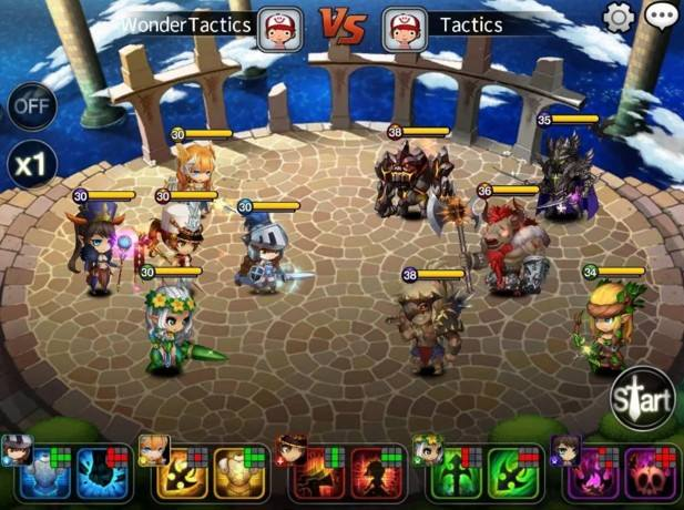Wonder Tactics 5