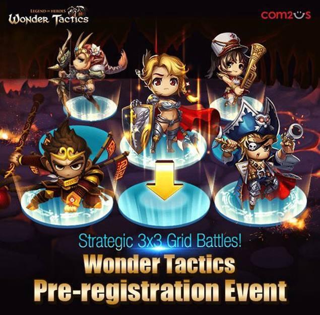 Wonder Tactics 6