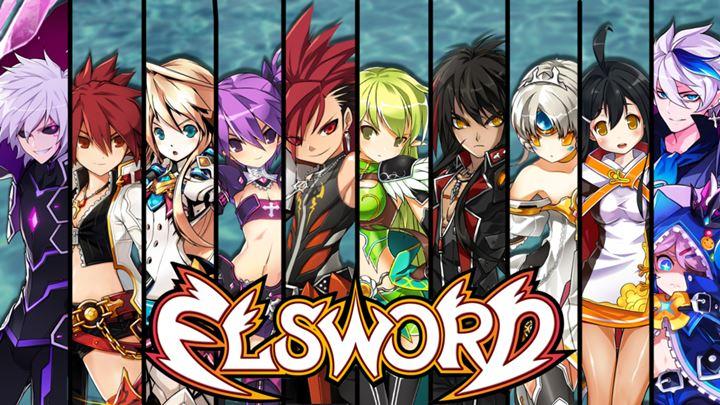 รูปภาพเกมมือถือ Elsword Mobile