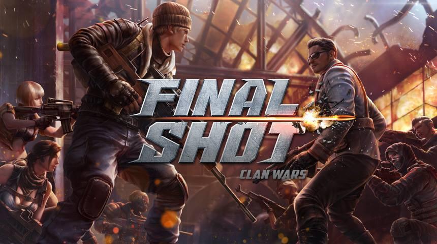 รูปภาพเกมมือถือ Final Shot