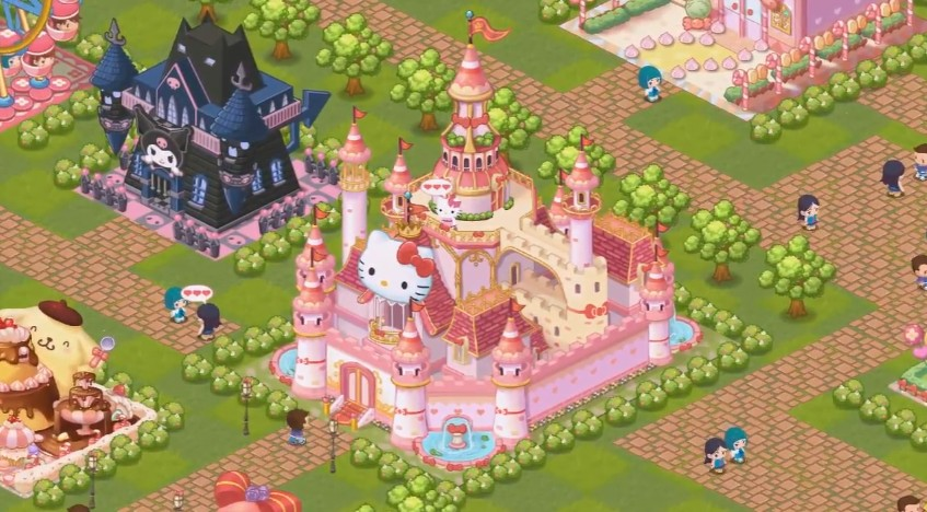 Hello Kitty Kirakira Land 10