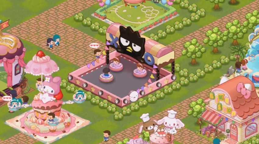 Hello Kitty Kirakira Land 9