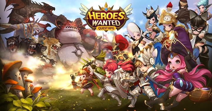 รูปภาพเกมมือถือ Heroes Wanted