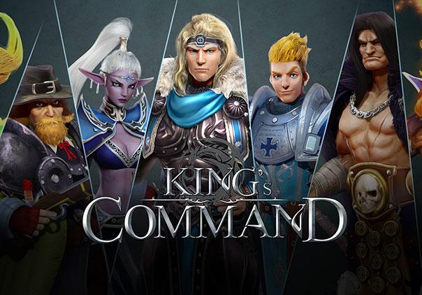 รูปภาพเกมมือถือ King's Command