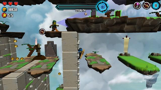 LEGO® Ninjago Skybound 6