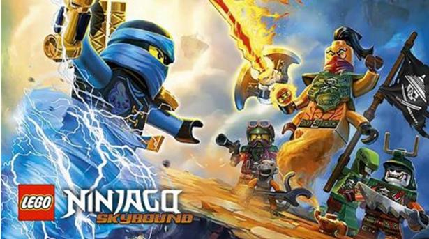 LEGO® Ninjago Skybound 8