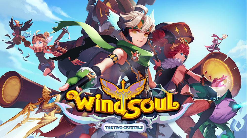 รูปภาพเกมมือถือ LINE WindSoul
