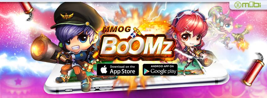 รูปภาพเกมมือถือ MMOG BOOMZ