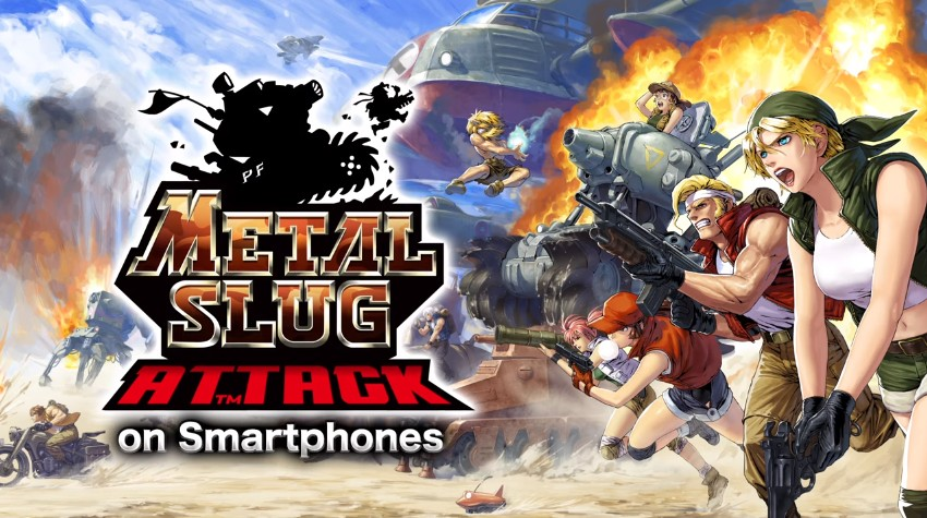 Metal Slug Attack  1