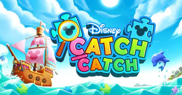 รูปภาพเกมมือถือ Playpark Disney Catch Catch