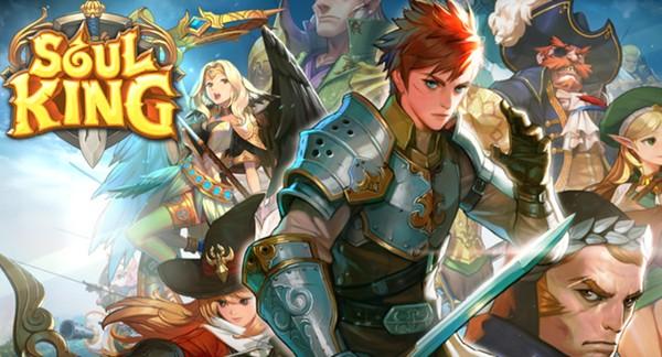 รูปภาพเกมมือถือ Soul King