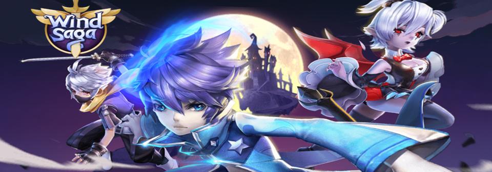 รูปภาพเกมมือถือ Wind Saga