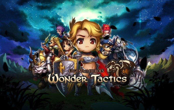 รูปภาพเกมมือถือ Wonder Tactics