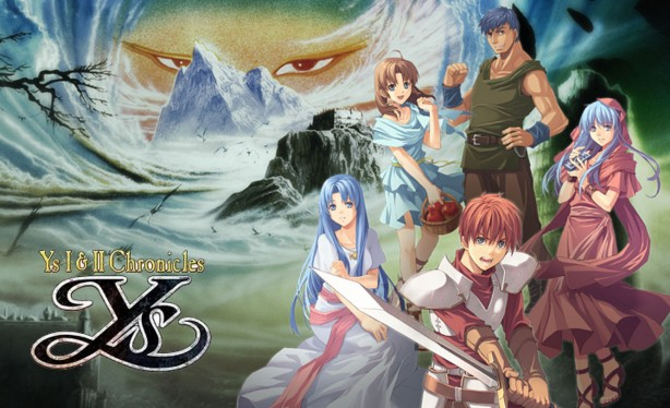 Ys Chronicles 4
