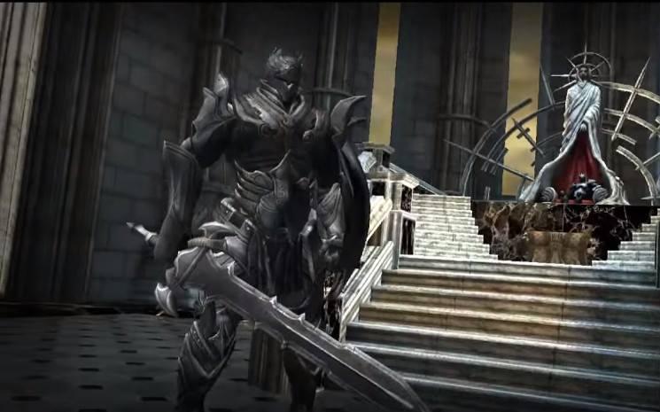 Infinity Blade อภินิหารดาบครองพิภพเตรียมลง Android แล้ว
