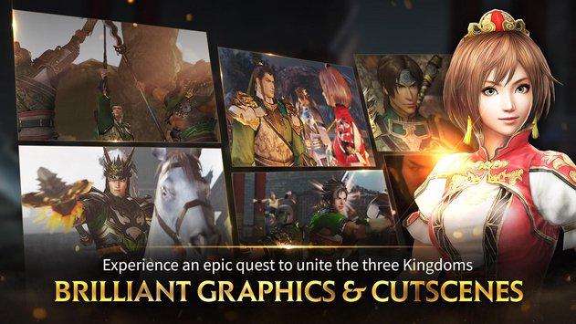 เกม Dynasty Warriors : Unleashed