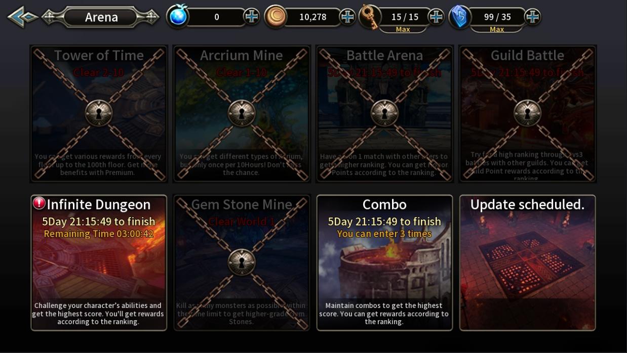 แค่ระบบเบื้องต้นของเกม AIIA: Dragon Ark  ที่มาร์ชพาเพื่อนๆไปทัวร์ก็น่าสนุกไม่น้อยเลยใช่มั้ยล่ะ ...
