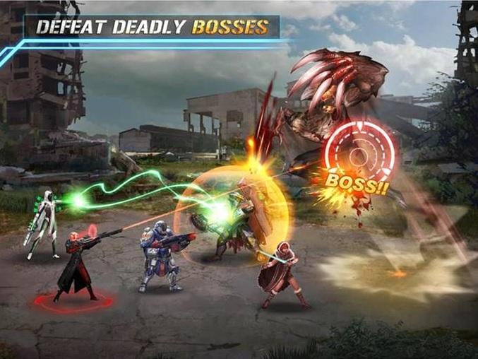Dead Tide เกม Turn-based RPG ฮีโร่กำจัดซอมบี้ลง 2 สโตร์ไทยแล้ว