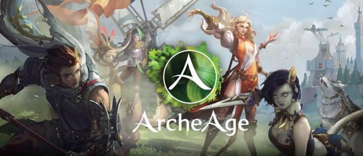 ArcheAge Begins 1