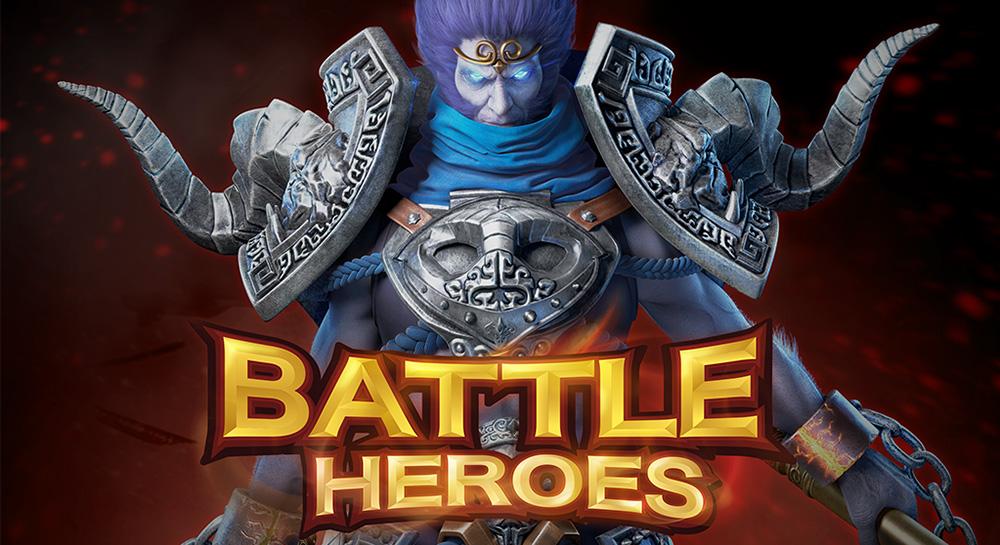 รูปภาพเกมมือถือ Battle Heroes