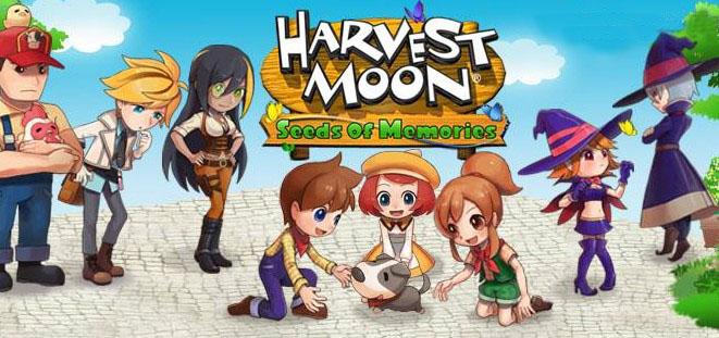 รูปภาพเกมมือถือ Harvest Moon: Seeds of Memories