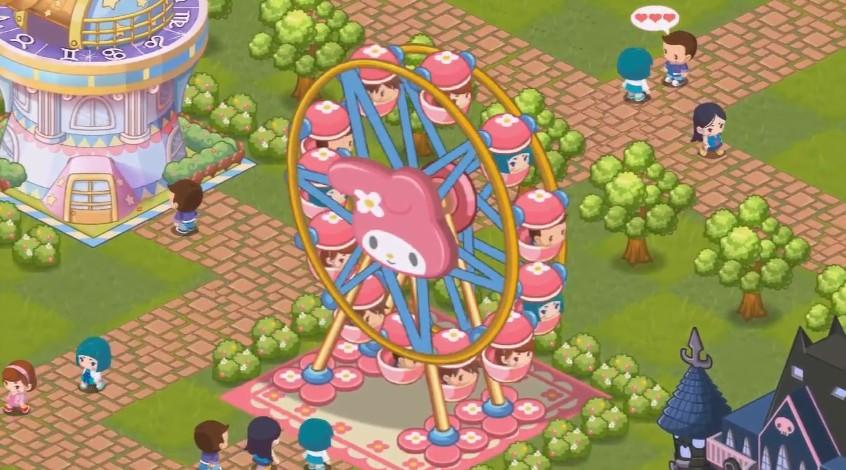 Hello Kitty Kirakira Land 1