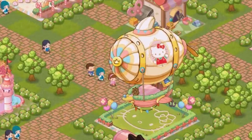 Hello Kitty Kirakira Land 2