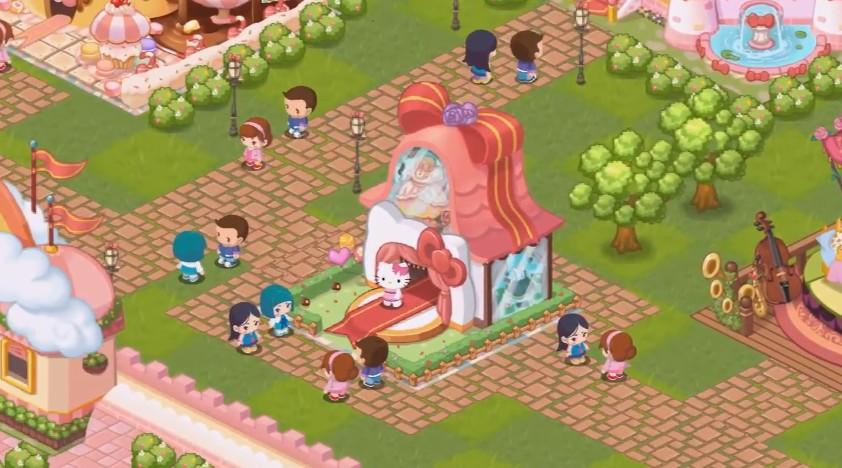 Hello Kitty Kirakira Land 3
