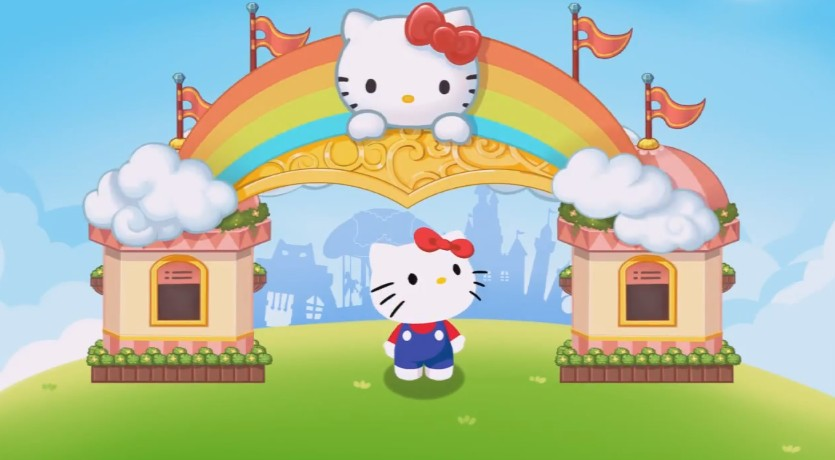 Hello Kitty Kirakira Land 6