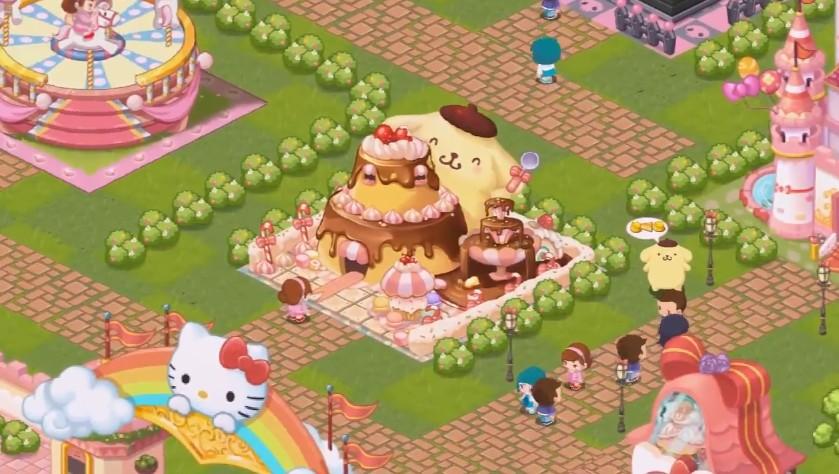 Hello Kitty Kirakira Land 8