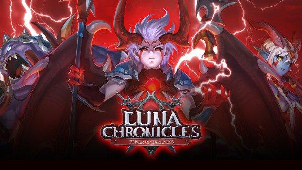 รูปภาพเกมมือถือ Luna Chronicles Prelude
