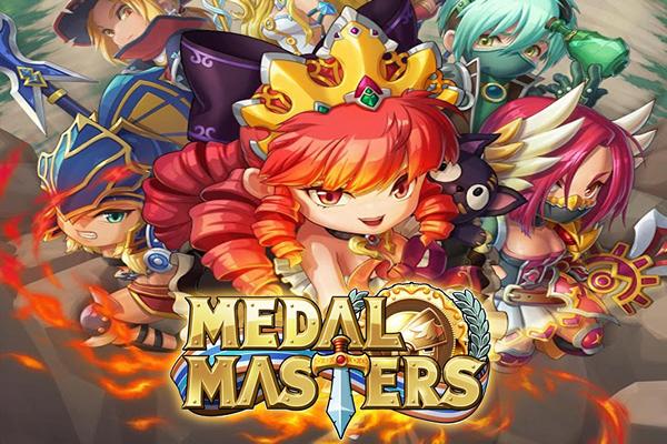 รูปภาพเกมมือถือ Medal Masters