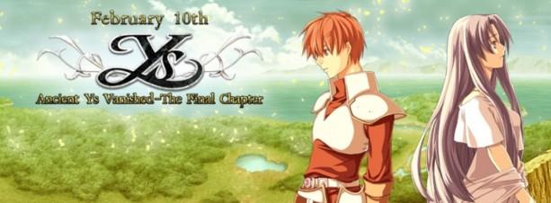 Ys Chronicles 5