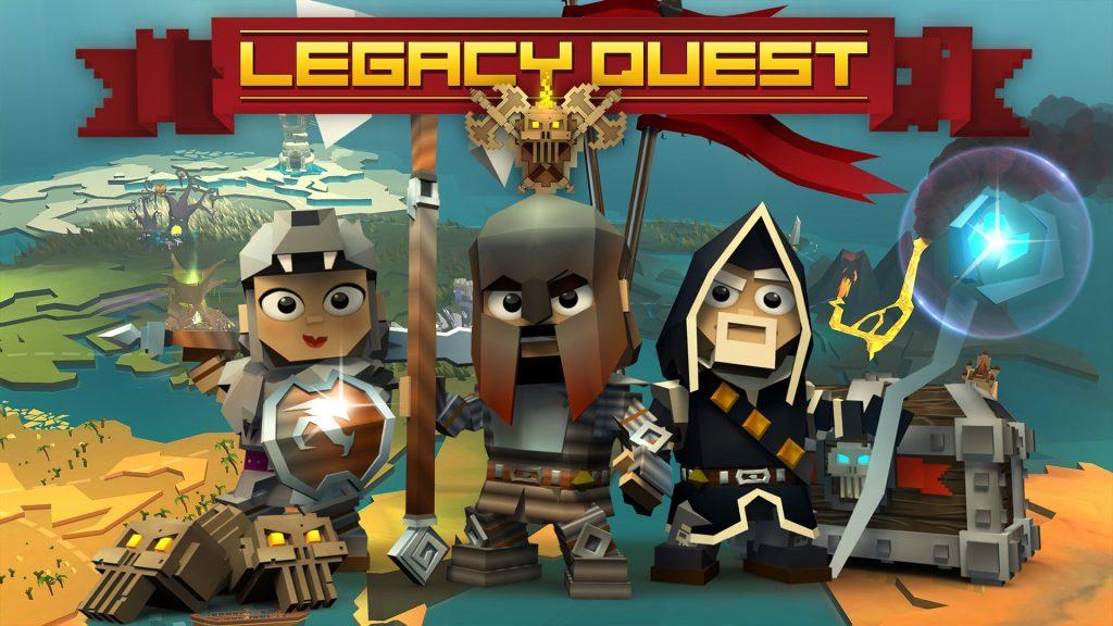 รูปภาพเกมมือถือ Legacy Quest