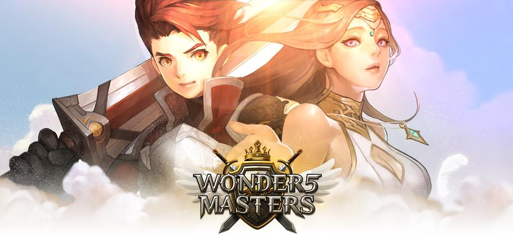 รูปภาพเกมมือถือ LINE Wonder5 Masters