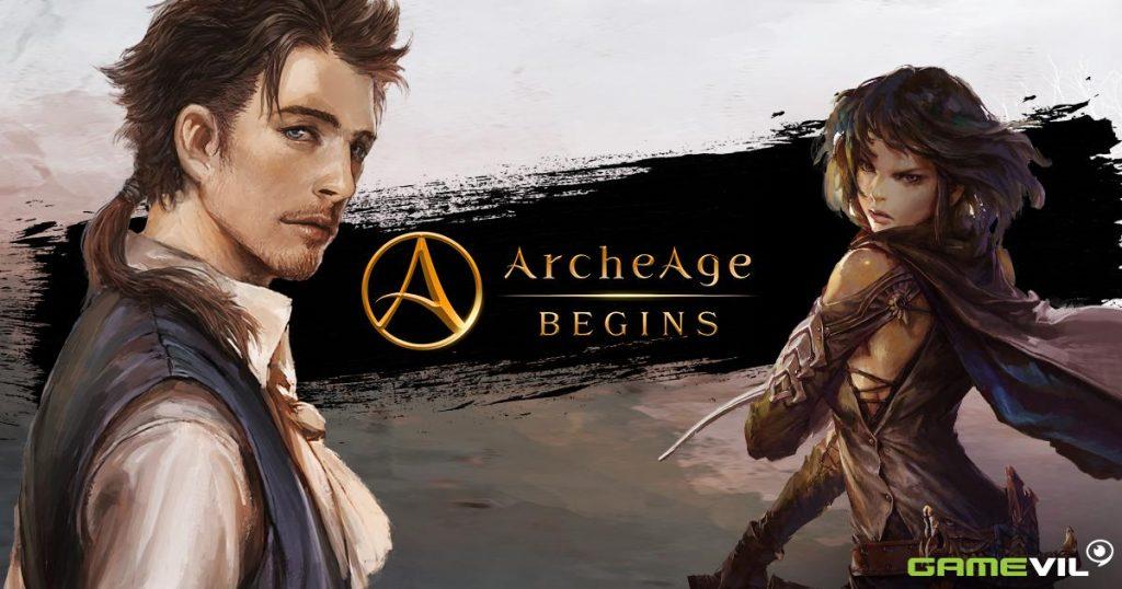 ArcheAge Begins 2017